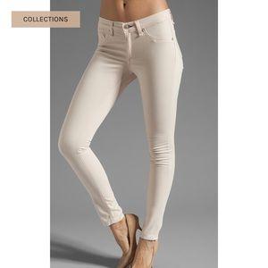 RAG & BONE • Pink Magnolia Jean Legging • Size 26